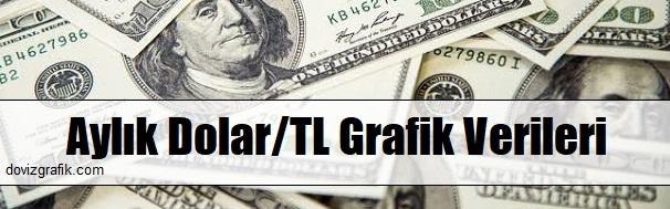 Son 1 ayın dolar grafiği