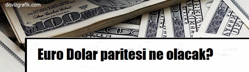 euro dolar paritesi ne olur?